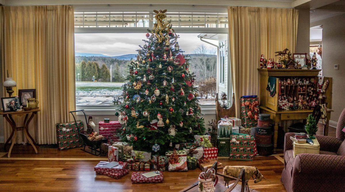 Sådan dekorerer du et hjem til jul